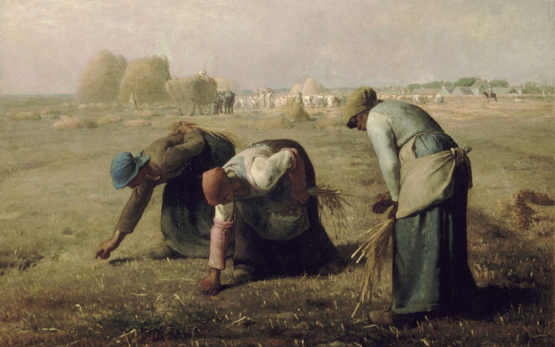 Credible Witness – Jean François Millet by Heather King